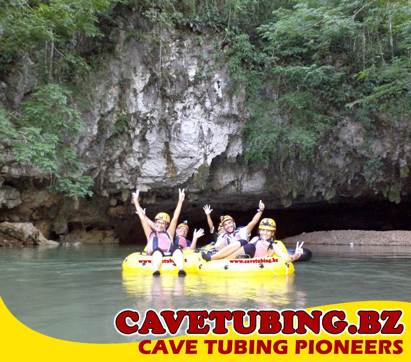 Www Kvetinas Bz Site Info: Cave Tubing